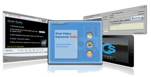DVD to iPad Converter + iPad Video Converter Suite