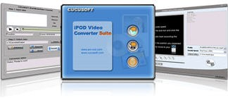 DVD iPod Converter Suite